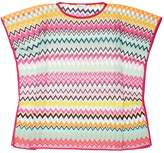 Missoni Knitted Patch Kaftan