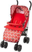 Ladybird Stroller With Footmuff - Red