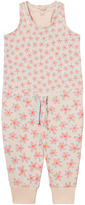 Stella McCartney Daisy Print Pink Jumpsuit