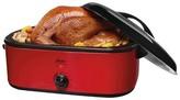Oster 16 Qt. Smoker Roaster Oven - Red CKSTROSMK18