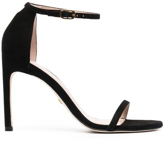 Stuart Weitzman Ankle-Strap Sandals
