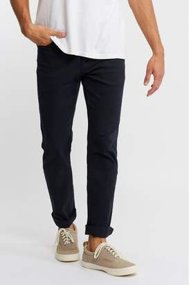 Fat Face Mens FatFace Blue Ashton 5 Pocket Trouser - Blue
