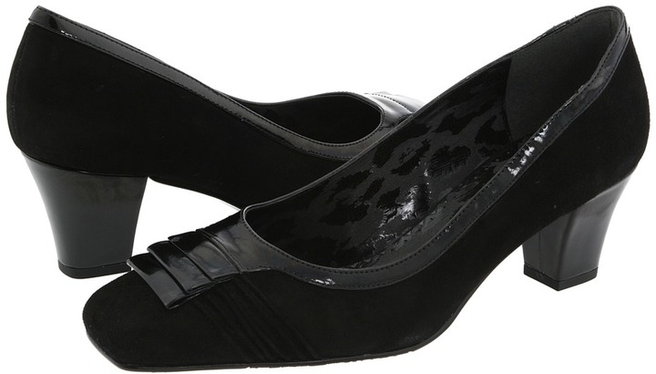 J. Renee Patrice (Black) - Footwear