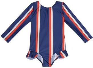 Mini Rodini Stripe UV swimsuit