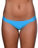 Body Glove Women's Smoothies Bali Mid Coverage Bikini Bottom