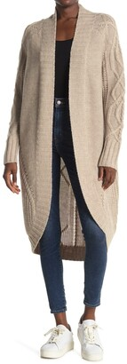 360 Cashmere Chloe Cable Knit Cardigan