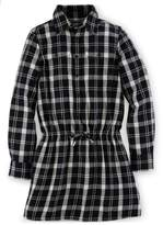 Ralph Lauren Plaid Twill Shirtdress