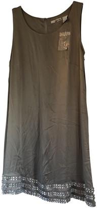 Kensie Grey Silk Dress for Women