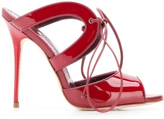 Manolo Blahnik Hebe sandals