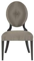 Bernhardt Jet Set Upholstered Dining Chair (Set of 2