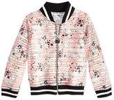Hello Kitty Bomber Jacket, Toddler & Little Girls (2T-6X)