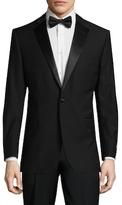Brooks Brothers Wool Notch Lapel Tuxedo