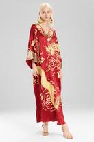Josie Natori Couture Dragon Caftan
