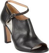 Maison Martin Margiela Asymmetric Cutout Ankle Boot