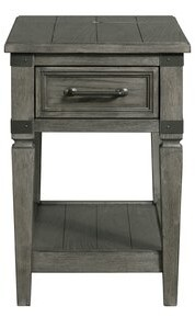 Alcott Hill Padiham End Table with Storage