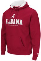 "Colosseum Alabama Tide NCAA ""Zone II"" Pullover Hooded Men's Sweatshirt - Red"