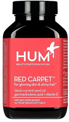 Hum Nutrition Red Carpet Anti-Aging Skin Hydration Supplement