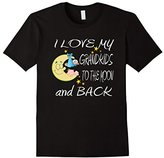 I Love My Grandkids To The Moon And Back Shirt