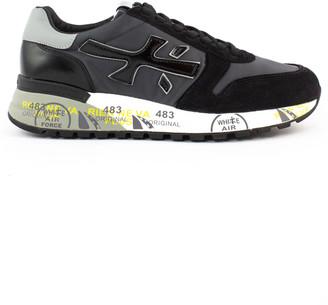 Premiata Black Mick Sneakers