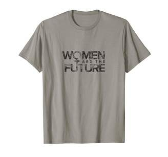 Smash Wear The Patriarchy Feminist Ddtees Women Are the Future - Women's Rights Pro-choice Protest T-Shirt
