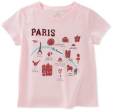 Kate Spade Paris Map Tee, Size 2-6