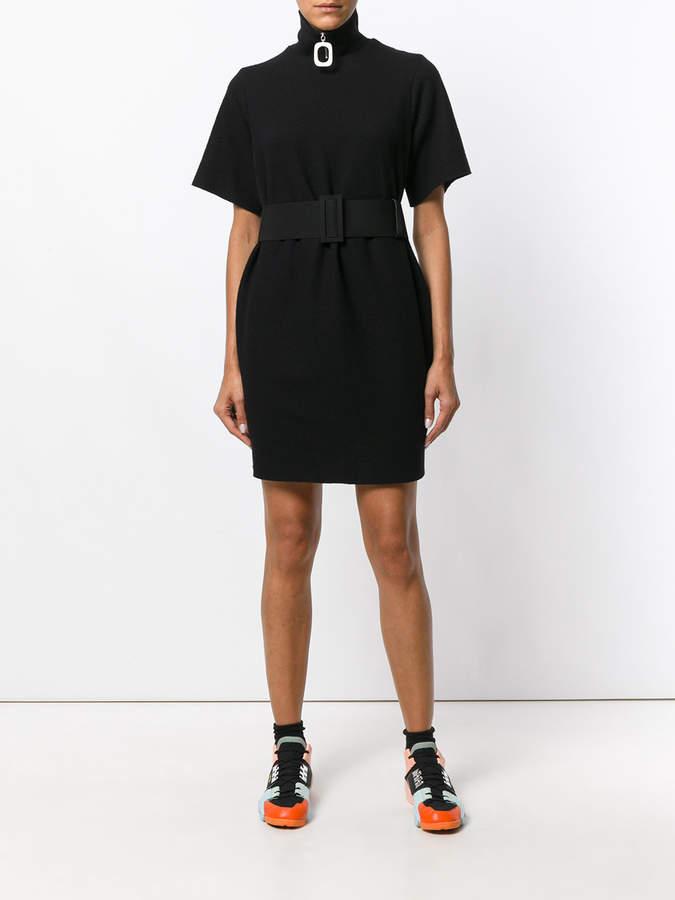 Dondup belted dress