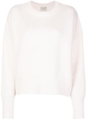 Le Kasha Evreux cashmere boxy-fit jumper