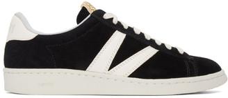 Visvim Black Corda Folk Sneakers
