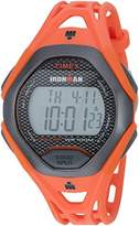 Timex Men's TW5M10500 Ironman Sleek 30 Resin Strap Watch