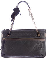 Lanvin Quilted Leather Amalia Tote
