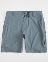 Lost Stasher Mens Hybrid Shorts