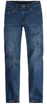 Levi's Boys 502 Taper Fit Jeans, Sizes 4-20