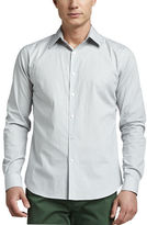 Theory Gingham Sport Shirt