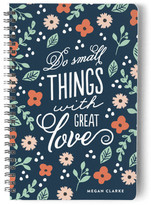 Minted Great Love Day Planner, Notebook, or Address Book
