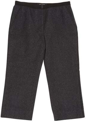 Marc Jacobs Anthracite Wool Trousers