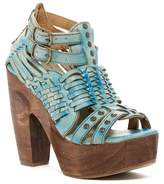 Bed Stu Bed|Stu Cindy Leather Platform Heeled Sandal