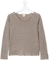 Caffe' D'orzo - Guendalina T-shirt - kids - Cotton/Linen/Flax - 14 yrs