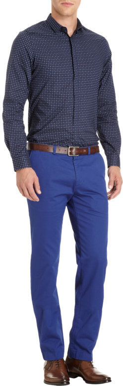 Paul Smith Flat Front Chinos