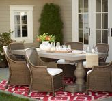 Pottery Barn Table & 6 Dining Chairs