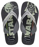 Havaianas Max Star Wars, Unisex Kids' Flip Flops,7 Child UK (23/24 Brazilian) (25/26 EU)
