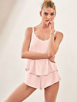 Victoria's Secret Victorias Secret Ribbed Sleep Cami
