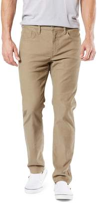 Dockers Slim-Fit Straight-Leg Tech New British Khaki Jeans