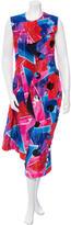 Roksanda Ilincic 2015 Embellished Midi Dress