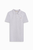 MAISON KITSUNÉ Embroidered Polo