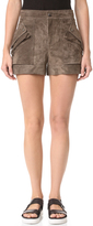 Helmut Lang Patch Pocket Shorts