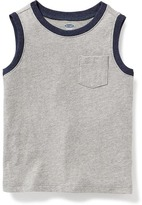 Old Navy Pocket Muscle Tank for Toddler Boys