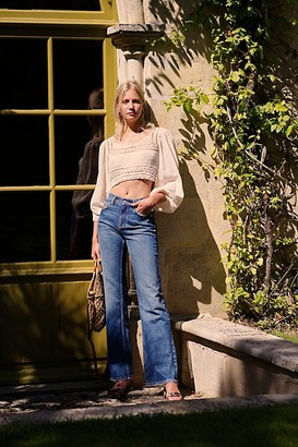 We The Free Laurel Canyon Flare Jeans