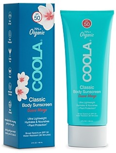 Coola Classic Body Sunscreen Spf 50 - Guava Mango