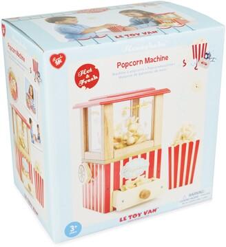 Le Toy Van Popcorn Machine & Movie Play Set