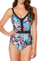 Jantzen Leaf Print Bikini